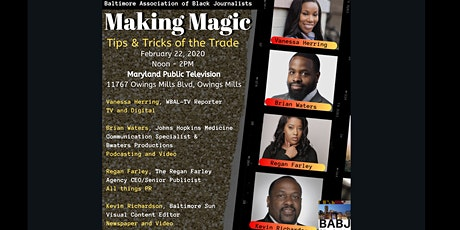 Making Magic: Tips and Tricks of the Trade tickets