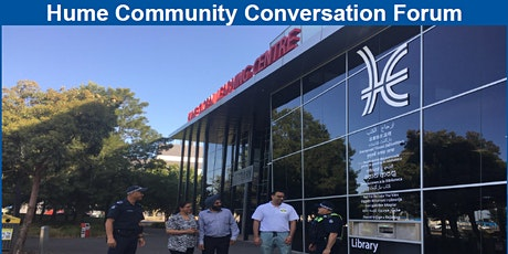 Victoria Police - Hume Community Conversation Forum tickets