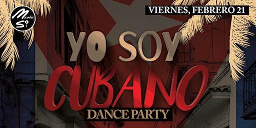 YO SOY CUBANO DANCE PARTY
