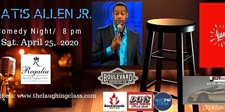 Cleatis Allen Jr. Stand Up tickets