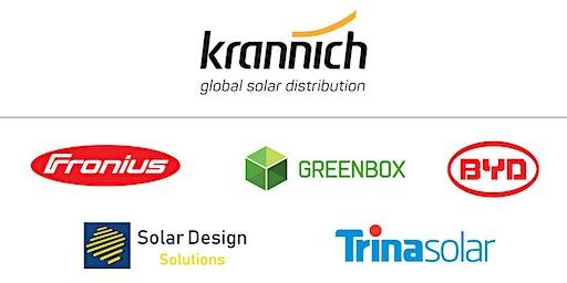 FREE Krannich Solar Installer Training in VIC East on 19 Feb 2020