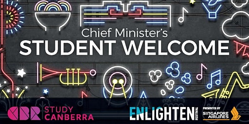 Chief Minister's Student Welcome