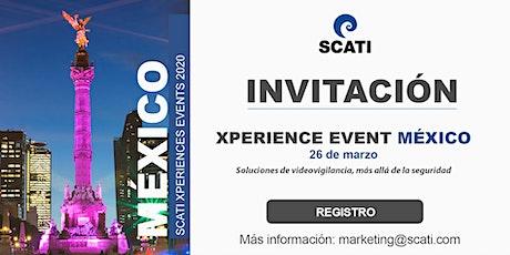 SCATI Xperience Event México entradas