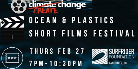 Ocean and Plastics Short Films Festival tickets
