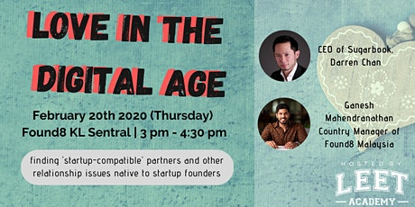 Love in the Digital Age tickets