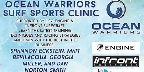 Ocean Warriors  Surf Sports Clinic - Torquay SLSC tickets