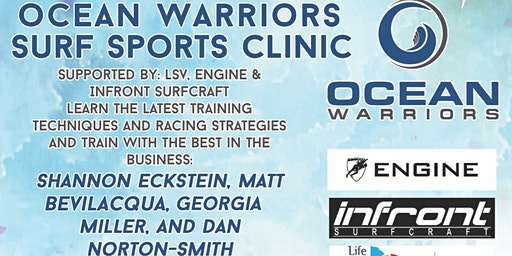 Ocean Warriors  Surf Sports Clinic - Torquay SLSC