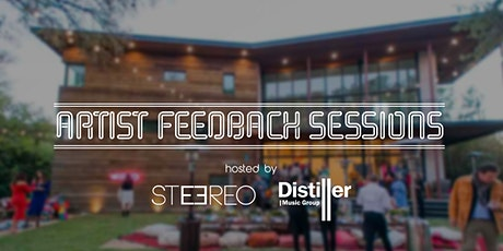 Steereo Artists Feedback Session SXSW 2020 (Block 1) tickets