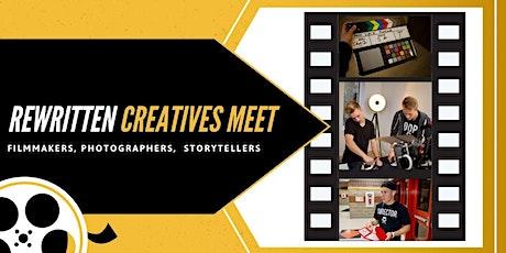 Rewritten Creative Meet  tickets