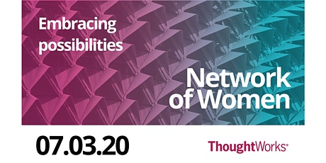Network Of Women - Embracing Possibilities tickets