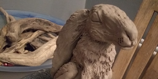 Pottery Class Ceramic Hare Workshop