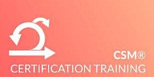 CSM Certification BootCamp Training in Dhahran,Saudi Arabia