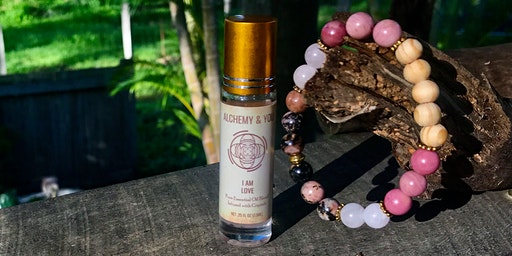 I AM - Combining Essential Oils and Crystals To Be All We Were Meant To Be