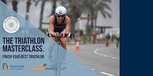 The Triathlon Masterclass - Sprint & Olympic DIstance