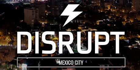 DisruptHR CDMX 1.0 boletos