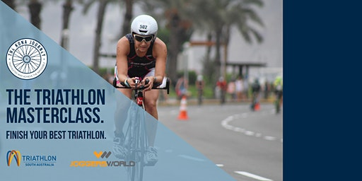 The Triathlon Masterclass - Half & Full Ironman