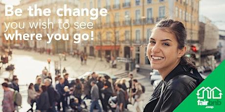 Présentation de Fairbnb.coop, la plateforme de location éthique et durable! tickets