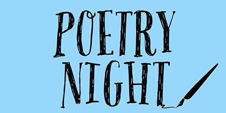 Poetry Night tickets