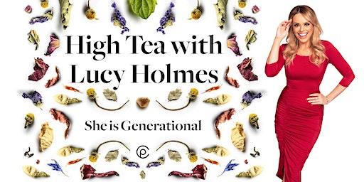 She is Generational - High Tea