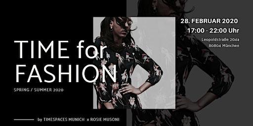 Fashion Show / Modenschau