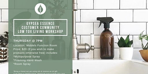 Low Tox Living with DŌTERRA Essential Oils