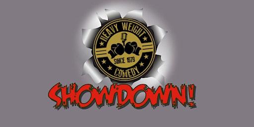 Heavyweight Comed Showdown VIP COMP ADMISSION REGISTRATION San Jose IMPROV
