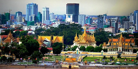 WE WANT YOU ! Join Us To Earn Extra Income from CAMBODIA BUSINESS TOUR tickets