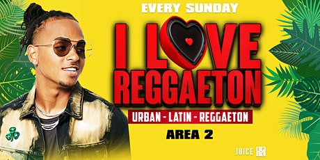 i love reggaeton | escape tickets
