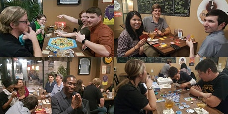 POTIONS & PIXELS - Board Game Night at Carolina Beer Temple tickets