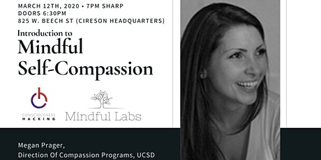RESCHEDULED to MAY 21st - Introduction to Mindful Self-Compassion  tickets
