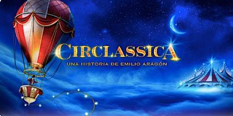 Circlassica en el Teatro Colón de A Coruña entradas