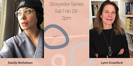 Storyteller Series:  Cecily Nicholson and Lynn Crawford tickets