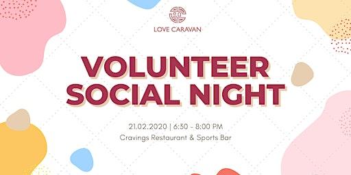 Love Caravan Social Event