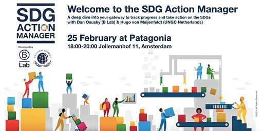 Welcome to the SDG Action Manager
