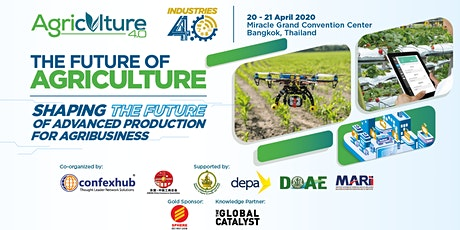 Agriculture 4.0 tickets