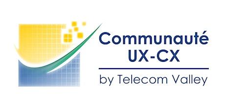 Communauté UX/CX & Test & Qualité Logiciel billets