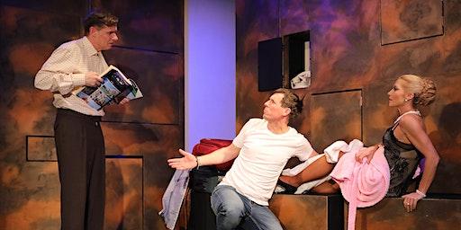 Theaterstück Rain Man im Pensionisten-Wohnhaus