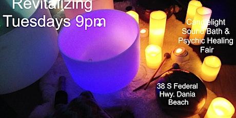 Sound Healing Bath Meditation Psychic Healing Fair tickets