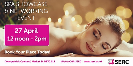 De Courcey Spa Showcase and Networking Event tickets