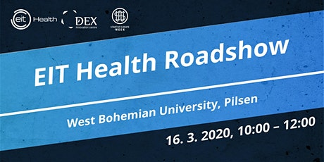 EIT Health Roadshow - West Bohemian University tickets