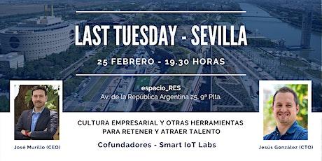 Last Tuesday - Sevilla #3 entradas