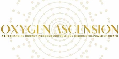Oxygen Ascension-Group Breathwork Immersion tickets