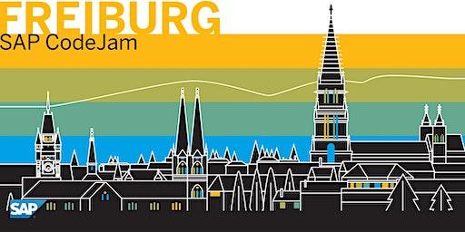 SAP CodeJam Freiburg
