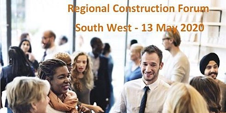 Regional Construction Forum - South West tickets