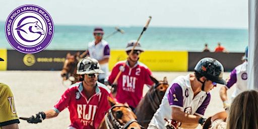 World Polo League Beach Polo, Miami Beach