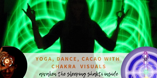 INVERSION HIT: YOGA, DANCE and CACAO with CHAKRA VISUALS