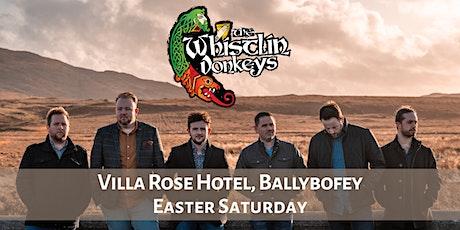 The Whistlin' Donkeys - Villa Rose Hotel, Ballybofey tickets