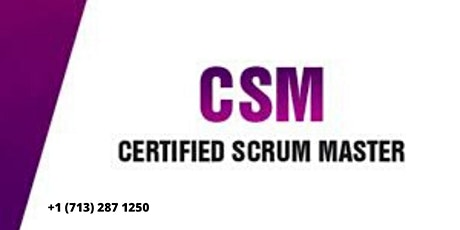 CSM Classroom Training in singapore,singapore tickets