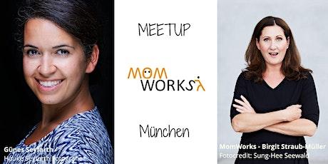 """01/2021 Jahresauftakt MomWorks2021 mit Vortrag zu """"Investing and Fundraising"""". Mit Günes Seyfarth Tickets"""
