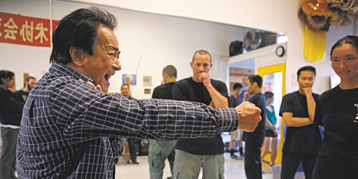 Golden Celebration of Grandmaster Chris Chan's (Chan Shing) 80th Birthday!
